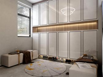 140平米别墅现代简约风格玄关图片