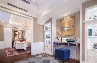 110平米四室两厅美式风格玄关效果图