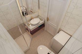 70平米公寓欧式风格卫生间设计图