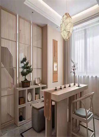 140平米三室两厅中式风格阁楼装修案例