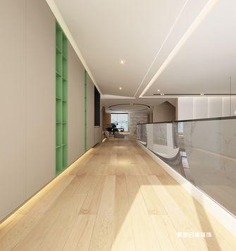 140平米四室六厅现代简约风格玄关图片