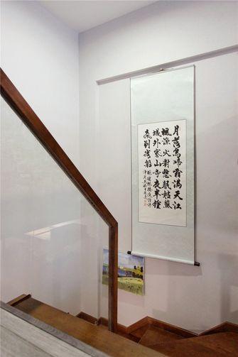 40平米小户型中式风格楼梯间装修案例