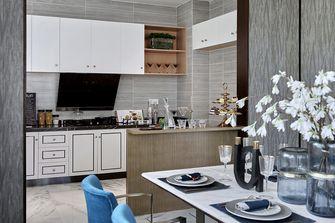 140平米四室三厅中式风格厨房欣赏图