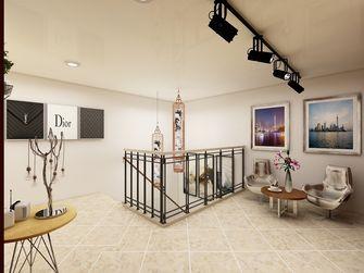 80平米三室两厅中式风格阁楼效果图
