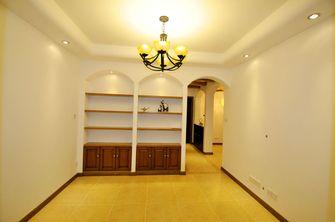 60平米一室两厅地中海风格客厅装修效果图