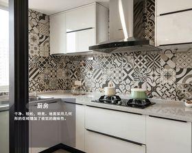 130平米三北歐風格廚房設計圖
