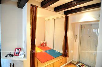 60平米一室一厅宜家风格儿童房图片大全