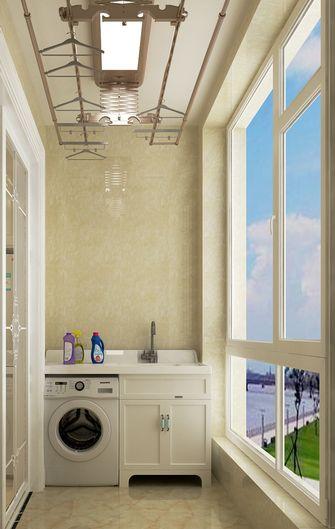 140平米四室两厅欧式风格阳台欣赏图