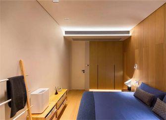 60平米现代简约风格卧室图片