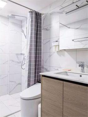 120平米四室兩廳現代簡約風格衛生間效果圖