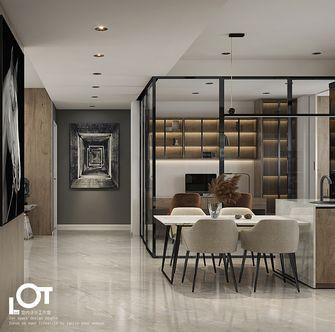 经济型140平米三室两厅现代简约风格走廊图片