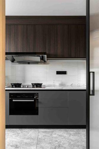 140平米四室五厅现代简约风格厨房欣赏图