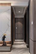 130平米四室两厅其他风格走廊图片大全