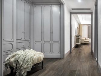 富裕型140平米现代简约风格走廊装修案例