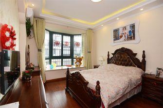 5-10万50平米公寓美式风格卧室图片