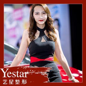 Yestar艺星整形美容医院金辉【假体隆胸】价格表及案例恢复效果对比图