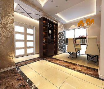 经济型80平米一室两厅欧式风格餐厅图片