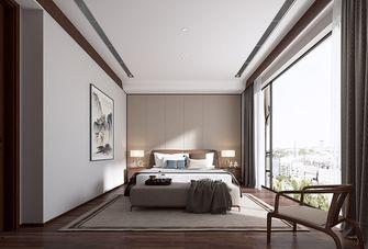 140平米别墅中式风格卧室装修效果图