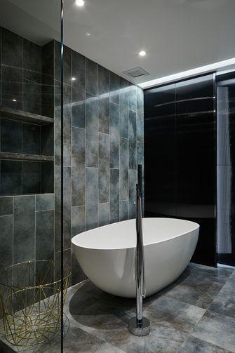 140平米中式风格卫生间图片
