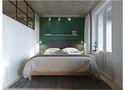 30平米超小户型混搭风格卧室图片
