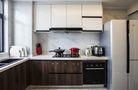 110平米三室一厅宜家风格厨房装修案例