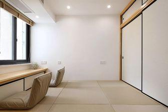 80平米三室两厅日式风格阳光房图