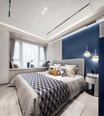 60平米公寓现代简约风格卧室设计图