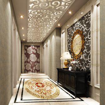 140平米四室三厅欧式风格走廊图片大全