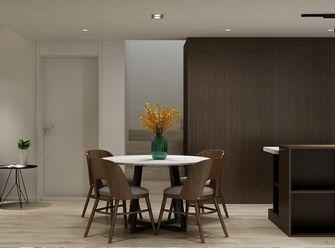 110平米复式日式风格餐厅图片