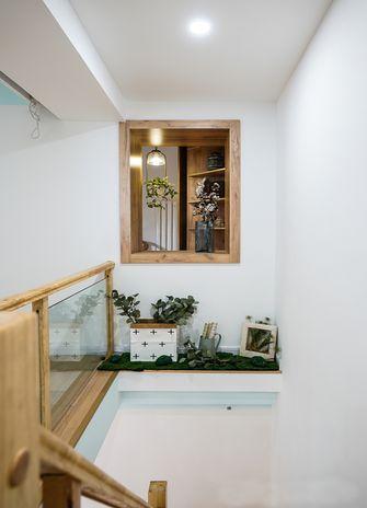 70平米公寓混搭风格楼梯间装修图片大全