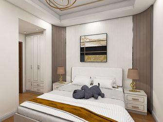 英伦风格卧室装修效果图