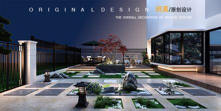 富裕型140平米复式现代简约风格阳光房欣赏图