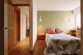 30平米以下超小户型英伦风格卧室装修效果图