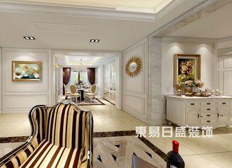 140平米四室一厅新古典风格走廊图片大全