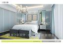 豪华型140平米别墅混搭风格卧室背景墙图