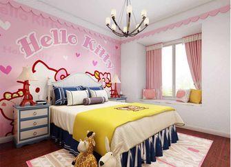 130平米四室两厅地中海风格儿童房装修案例