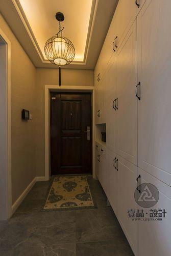 120平米三室两厅中式风格玄关装修效果图