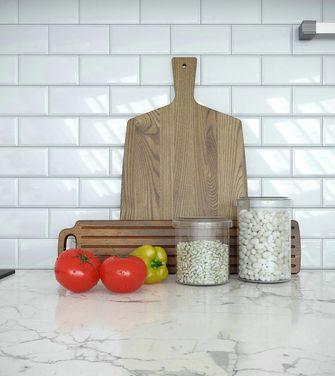70平米一居室北欧风格厨房装修案例