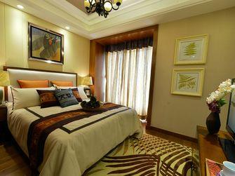 120平米四室一厅东南亚风格卧室图