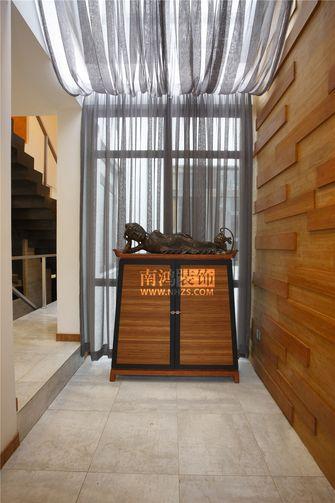 20万以上140平米别墅东南亚风格玄关装修效果图