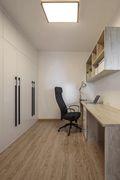 90平米三室两厅日式风格书房装修图片大全