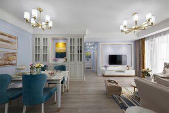 5-10万80平米宜家风格客厅设计图