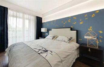 140平米三室两厅新古典风格卧室图片大全