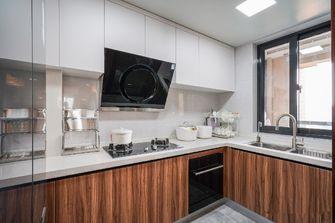 90平米三中式风格厨房装修案例