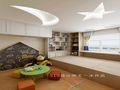 70平米美式风格儿童房图