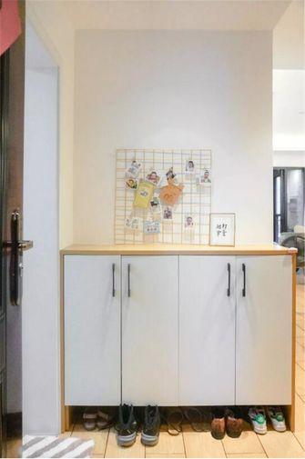 110平米三室两厅北欧风格玄关欣赏图