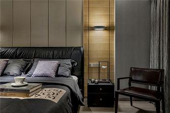 100平米英伦风格卧室图片大全