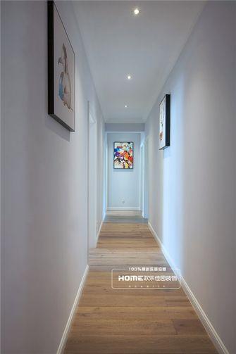 140平米四室两厅混搭风格走廊设计图