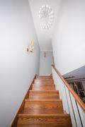 富裕型120平米其他风格楼梯设计图
