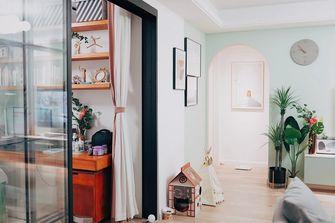 90平米田园风格客厅装修图片大全